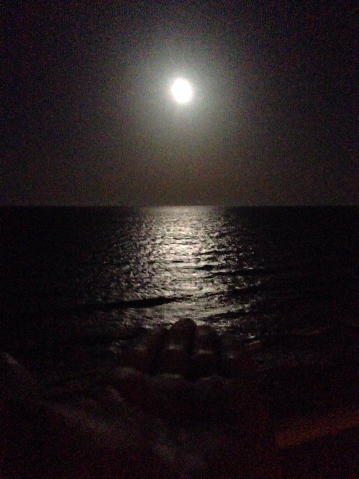 Me regaló la luna ©NohemiHervada