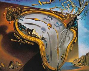 reloj blando dalí