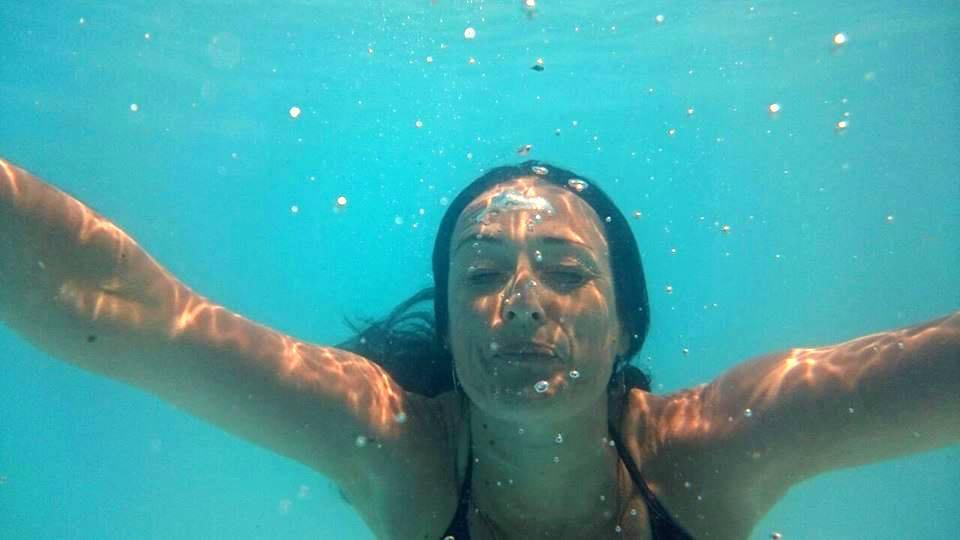 Nohemi Hervada-agua